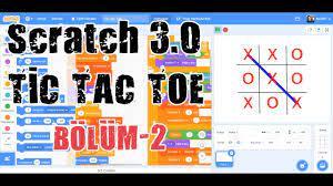 TicTacToe #Oyunu Nasıl Yapılır? | #Scratch3.0
