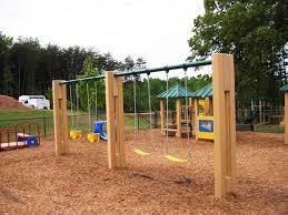 Swing Set Designs Diy Simple Diy Swing Set Ideas Plans All Home Ideas Swing