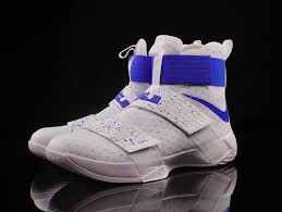 lebron james shoes soldier 10. available now nike lebron soldier 10 white hyper cobalt lebron james shoes d