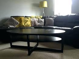 vejmon coffee table instructions coffee table coffee table in brown black coffee table instructions ikea vejmon