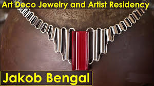 art deco costume jewelry