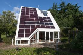Beautiful Contemporary Homes  Passive Solar House In Texas Solar Home Designs