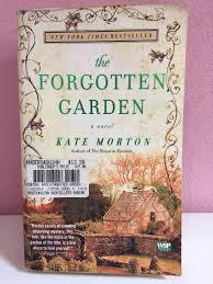livro the forgotten garden kate morton imoportado inglês carregando zoom