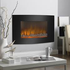 image of best wall mount electric fireplace reviews