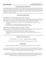 Child Care Resume Template Adorable Nanny Sample Resume Child Care Resume Examples Unique Nanny Resume