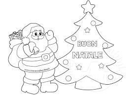 Il Meglio Di Disegni Di Natale Colorati Da Stampare Coloring Site