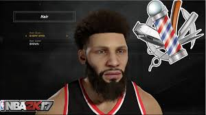 Nba 2k17 Hairstyles Myplayer Hairstyles 2k Being Lazy Youtube