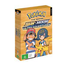 Pokemon The Series: Sun & Moon - Ultra Adventures Complete Collection