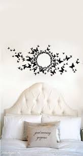 >diy butterfly wall like serena s in gossip girl pinterest  90 3d butterfly wall art circle burst
