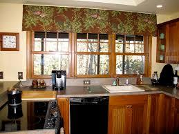 Contemporary Kitchen Valances Modern Valances For Kitchen Windows Modern Kitchen Valancess