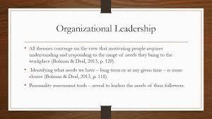Psychodynamic Approach Psychodynamic Approach To Leadership