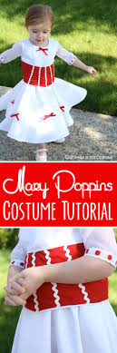 make a mary poppins dress tutorial by cino