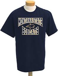 NCAA Montana State Bobcats T-Shirt V2