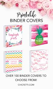 Printable Binder Cover Printable Binder Covers Make Your Own Binder Covers With Templates