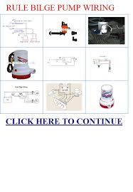 12 volt bilge pump wiring diagram wirdig wiring diagram rule bilge pump wiring instructions