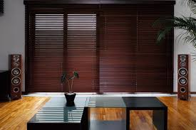 wood blinds donex dark brown wooden venetian blinds designs