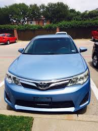 Toyota Camry LE 2012/ Used Toyota Camry Cars in Dallas - AD 1063441