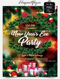 Work Christmas Party Flyers 88 Premium Free Flyer Templates In Psd Download And Customize