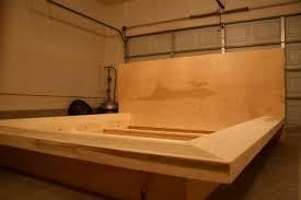 Diy Platform King Size Bed Frame New Woodworking Reviews King Size