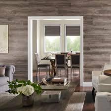pergo flooring on walls