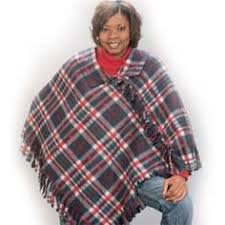 Fleece Poncho Pattern With Hood Adorable Fleece Poncho How To Make This Quick And Easy Project Innovative