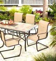 outdoor dining set bay