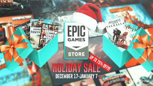 The epic games store's next pair of free games are now available to claim, with players getting two of obsidian entertainment's most acclaimed rpgs. 5 Best Deals In The Epic Games Store Holiday Sale 2020