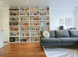 Bookshelves Living Room Delectable 48 Interesting Ways To Add Bookshelves In The Living Room Home