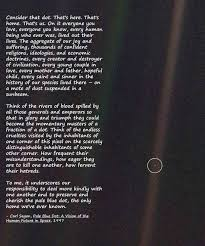 Pale Blue Dot Quote Best Carl Sagan Pale Blue Dot Book 48 TRENDNET