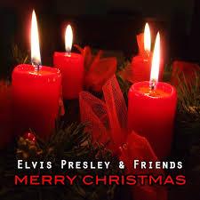 Various Artists: <b>Elvis Presley</b> & Friends : <b>Merry</b> Christmas - Music on ...