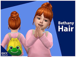 bethany hair for es by qicc the