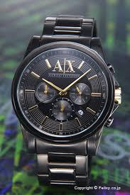 trend watch rakuten global market armani exchange armani armani exchange armani exchange mens watch outer banks chronograph outer banks chronograph black x