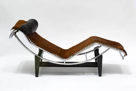 lc4 chaise longue by le corbusier pierre jeanneret and charlotte perriand this chair is