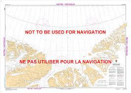 Ocean Charts 7304 Lincoln Sea Nautical Chart
