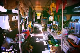 Hippie Buses Bus Conversion Rage