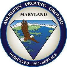 Army training schedule at Aberdeen Proving Ground, Maryland