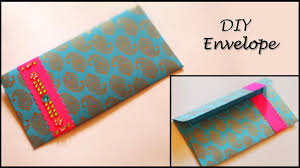 Envelope Design Handmade Envelope Making Tutorial Diy Designer Gift Envelope Paper Art And Crafts