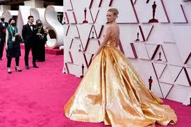 Regina King, Carey Mulligan, others step back onto Oscars red carpet |  Reuters