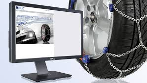 Rud Snow Chain Size Chart Information About Snow Chains Rud