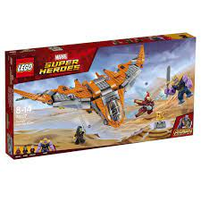 Nơi bán Đồ chơi lắp ráp Lego Marvel Super Heroes 76107 - Thanos đại chiến Iron  Man giá rẻ nhất tháng 06/2021