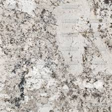 Alaska White Granite Top Texture