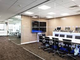 office glass walls. Single Glazed Office Partitioning Glass Walls
