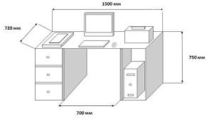 Проектирование оптимальных условий труда инженера программиста  Оптимальное рабочее место