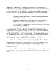 real property tax advisory commission report  25 outside