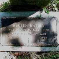 PVT Reuben Henry Ratliff Jr. (1767–1852) • FamilySearch