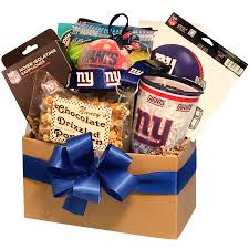 new york giants football gift basket 49 95 the perfect gift for giants fans