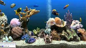 Aquarium Wallpaper Moving Windows 10 on ...