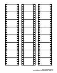 Film Template For Photos Film Picture Borders Free Templates Downloadable