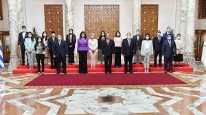 موقع_الرئاسة   تقرير كامل عن نشاط السيد الرئيس عبد الفتاح السيسي خلال اليوم  ١٣ /٧ /٢٠٢١ - YouTube