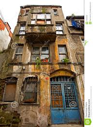 Small Old Apartment Building Old Apartment Building Cityscape Small Old Apartment Building